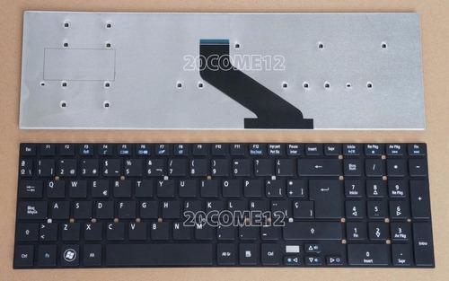 teclado notebook acer e5 y es1, nuevos, garantia