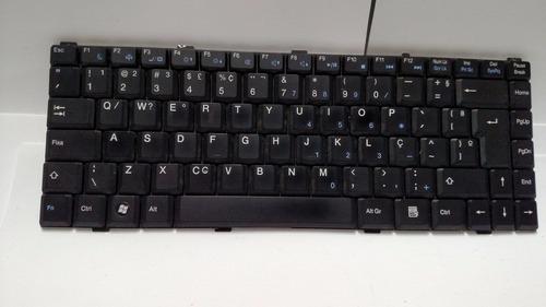 teclado notebook asus/ intelbrás mp-05966pa-6983
