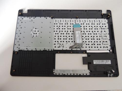teclado notebook asus x451ma bra vx086b novo
