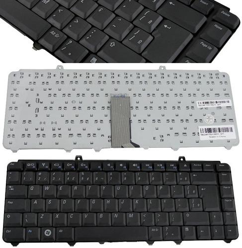 teclado notebook dell inspiron 1545 1525 vostro 1400 1500 br