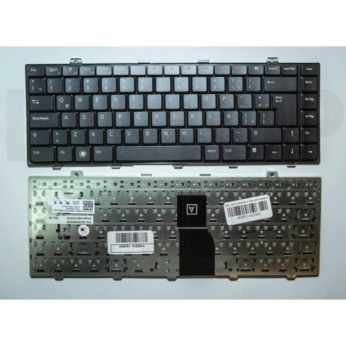 teclado notebook dell studio 1450