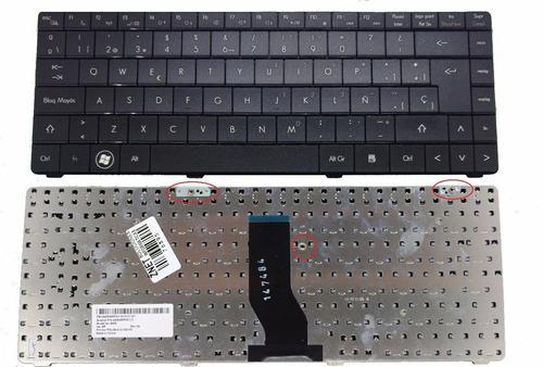 teclado notebook eurocase e4 a4 aesw6p00110 español