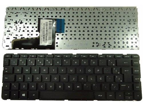 teclado notebook hp 14 d027br 14-d028br 14-d030br 14-d000br