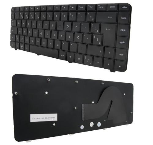 teclado notebook hp compaq presario cq42z novo