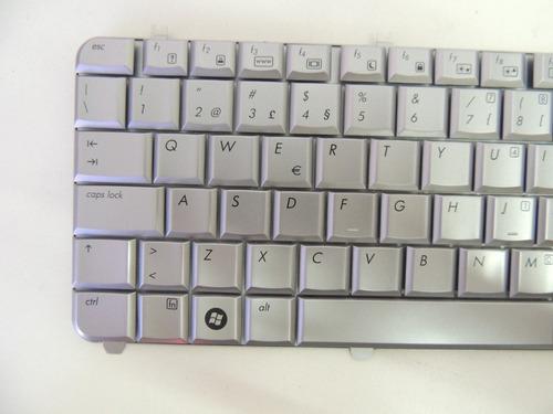 teclado notebook hp dv5 1260br