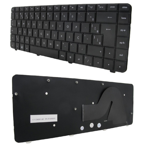 teclado notebook hp g42-379tu nb pc novo