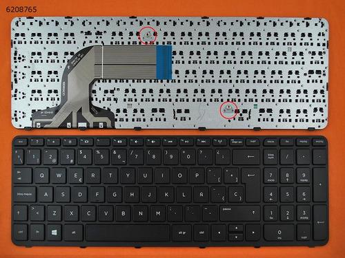 teclado notebook hp pavilion 15-e 15-n