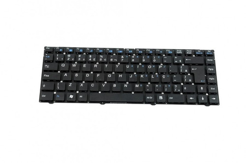 teclado notebook itautec
