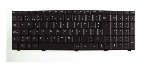 teclado notebook lenovo ideapad g560 g560a original