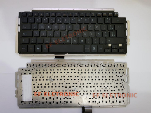 teclado notebook lg xnote z430 z460 sg-55600-40a