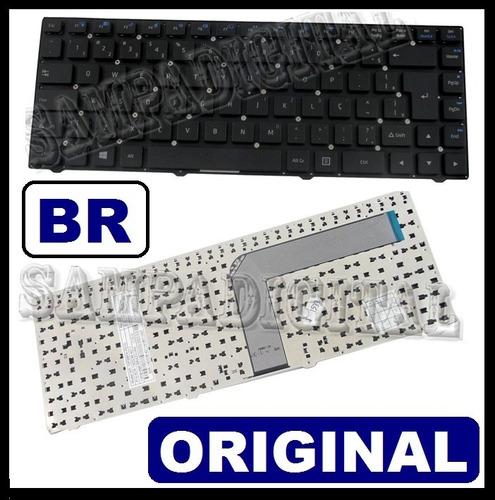 teclado notebook positivo unique s1990 82r-14d238-4211 novo
