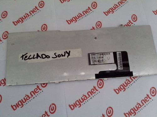 teclado notebook sony 148084351