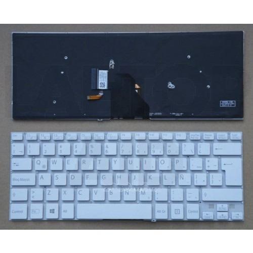 teclado notebook sony fit 14e svf 14e svf14e series