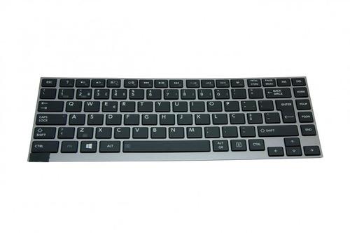 teclado notebook toshiba