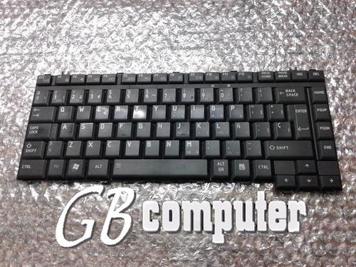 teclado notebook toshiba a210 a215 a300 a305 9j.n9082.eos