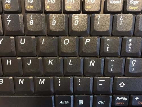teclado nuevo lenovo g550 g550a g555 b550 b560 v560 español