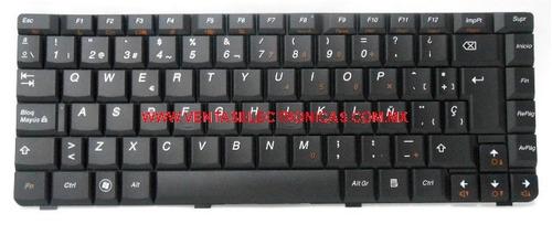 teclado nuevo  lenovo ideapad u450 español ipp4