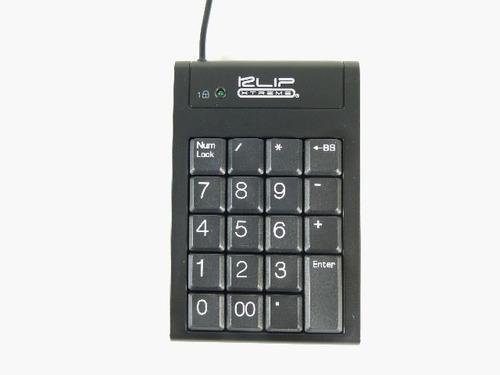 teclado numerico usb marca rlip xtreme