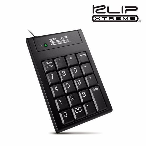 teclado numérico usb - nuevos liquidación de stock