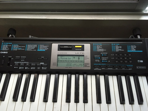 teclado organeta  casio