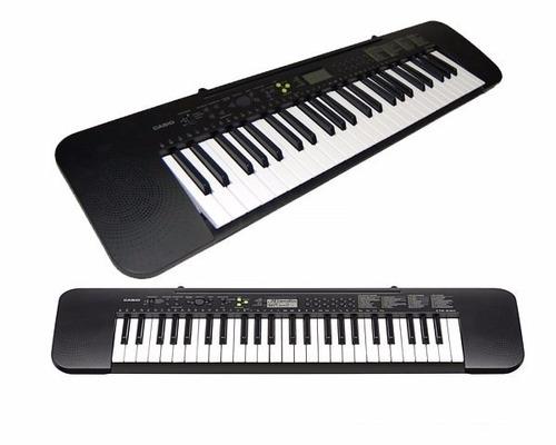 teclado organo casio ctk240 4 octavas 49 teclas fuente cd