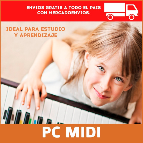 teclado organo musical t01 mk2083 + libro grabando en casa