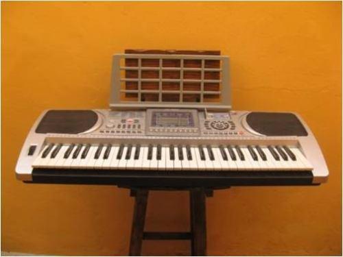 teclado órgano piano