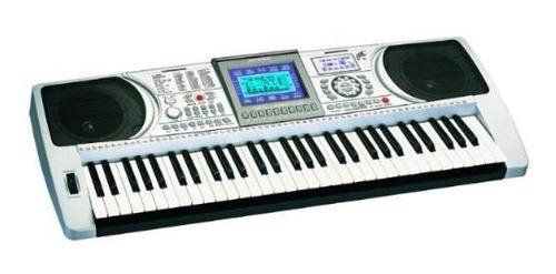 teclado órgano piano electrónico entrada usb,envío