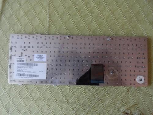 teclado original compaq presario f500 impecable en español