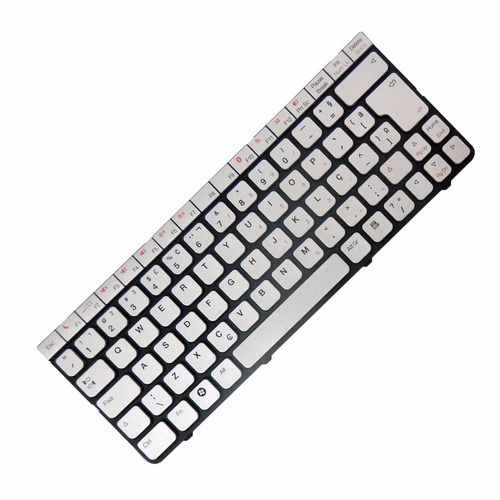 teclado original notebook positivo platinum - yh-al32sa35