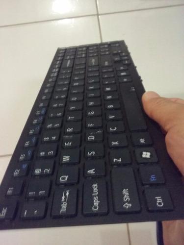 teclado original notebook sony vaio pcg-61611l