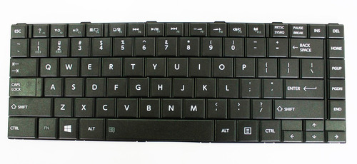 teclado original toshiba c845 m800 m805 l800 l805 l830