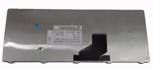 teclado p/ acer aspire one compatível aezh9600210 v111146ak3