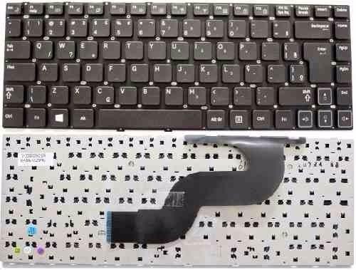 teclado p/ samsung rv411 rv415 compatível cnba5902940 com ç