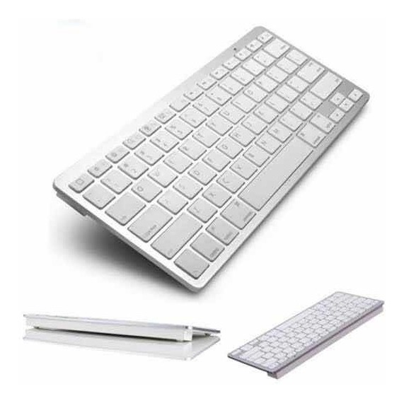 Teclado Padrão Apple Bluetooth iMac Macbook Air iPhone Univ