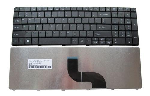 teclado para aspire e1-521 e1-531g e1-571 e1-571g español