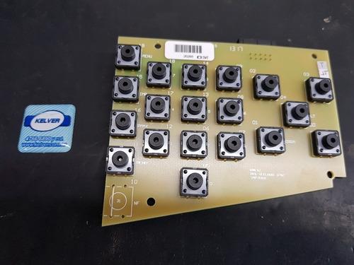 teclado para balanza kretz aura