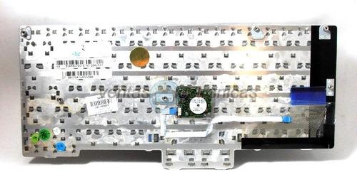 teclado para hp compaq 2710p en ingles ipp7