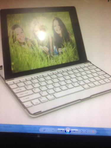 teclado para ipad 2 3
