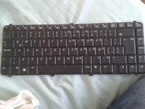 teclado para laptop compaq 515