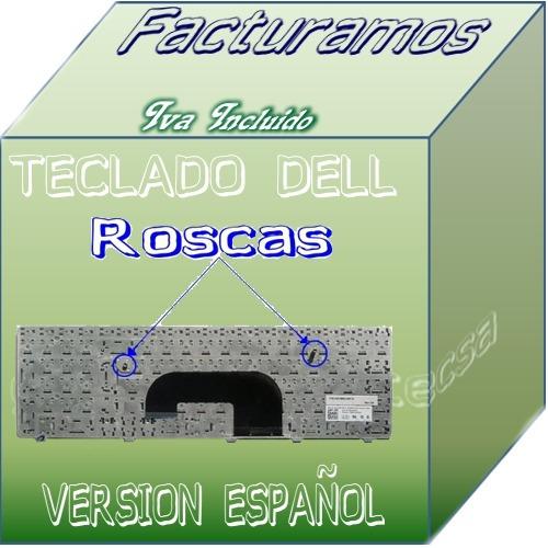 teclado para laptop dell