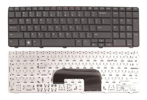 teclado para laptop dell inspiron 15 3521 negro español