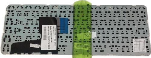 teclado para laptop hp 14-n009la negro en español