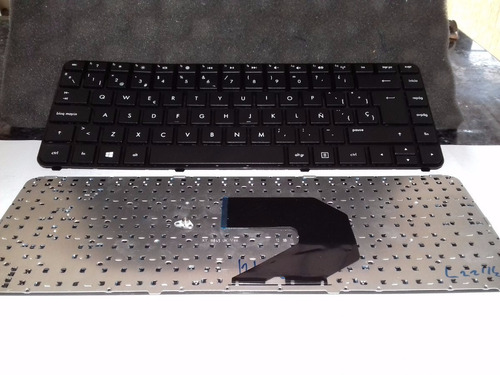 teclado para laptop hp g4-2000, g4-2100, g4-2200 nuevos esp