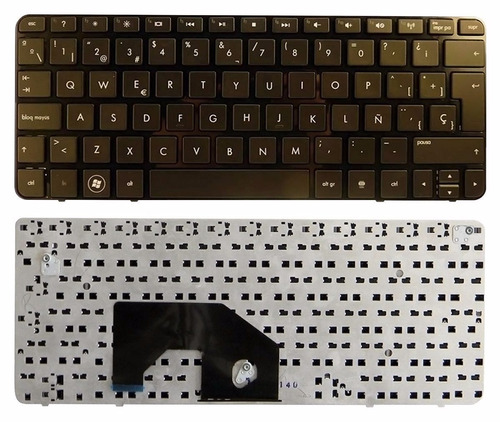 teclado para laptop hp mini 210-2000 , mini 210-3000