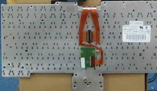teclado para laptop ibm thinkpad modelo t21