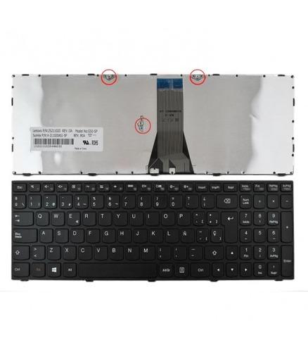 teclado para laptop lenovo ideapad g500s g50-70 g50-80