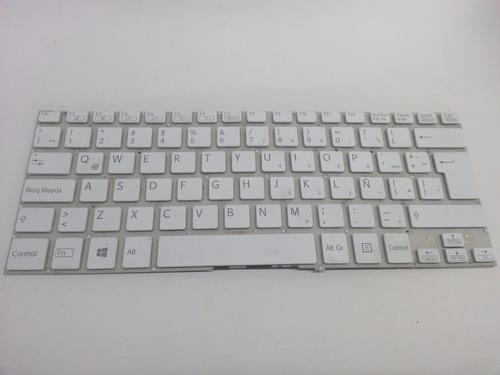 teclado para  laptop sony vaio sf142c29u