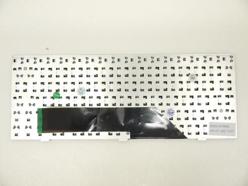 teclado para msi wind u100-s213 u120 u123 u123h u130 u90