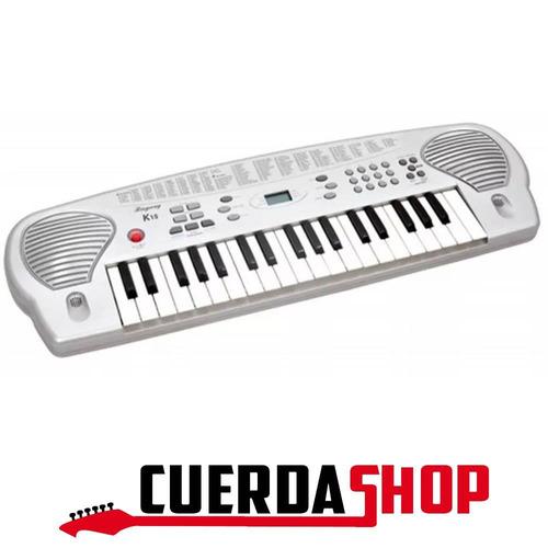 teclado para niños ringway k15 37 teclas